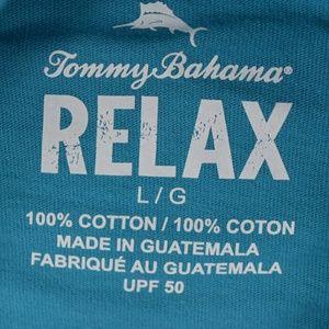 Tommy Bahama Shirts - Tommy Bahama Mens Graphic T-Shirt Size Large e87ec102b